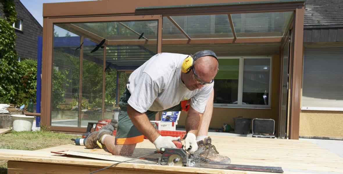 Holzrostarbeiten Weisslingen